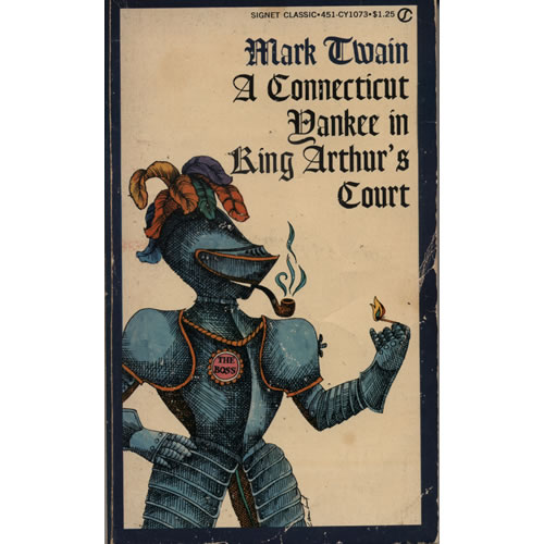 a connecticut yankee in king arthurs court book report A connecticut yankee in king arthur's court introduction author biography plot  summary characters themes style historical context critical overview.
