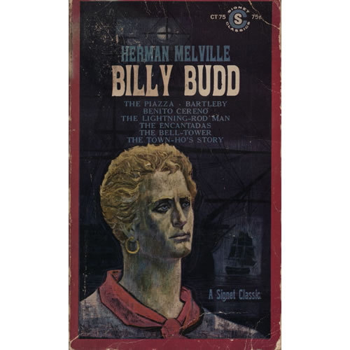 An analysis of billy budd a novel by herman melville