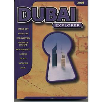 Dubai Explorer by Katie Hallett-Jones