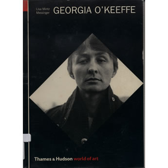 Georgia OKeeffe by Lisa Mintz Messinger
