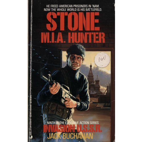 Stone Mia Hunter Russian Bloodbath by Jack Buchanan