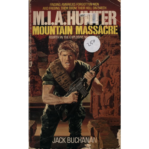 Mountain Massacre by Jack Buchanan