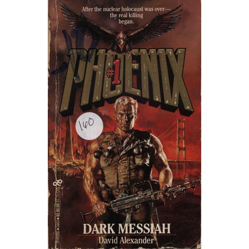Dark Messiah by David Alexander