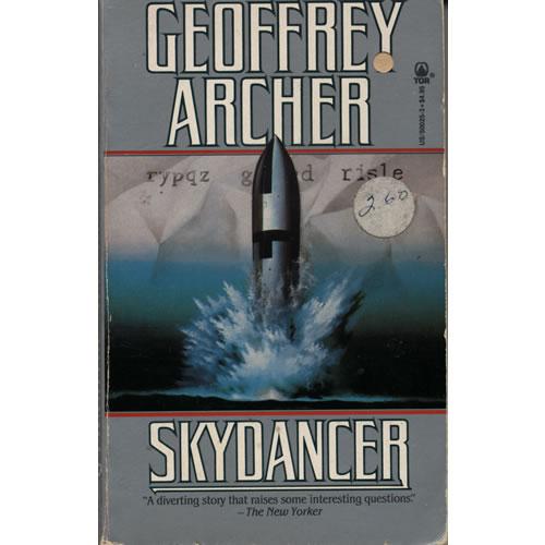 Skydancer by Geoffrey Archer