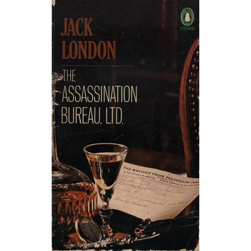 The Assassination Bureau ltd by Jack London
