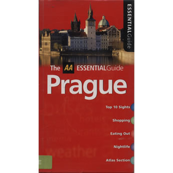 AA Essential Prague by AA Publishing