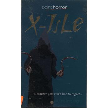X-Isle by Peter Lerangis