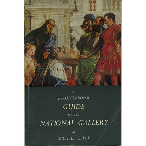 A Room Guide To The National Gallery by Michael Levey