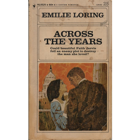 Across The Years by Emilie Loring