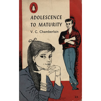 Adolescence to Maturity by