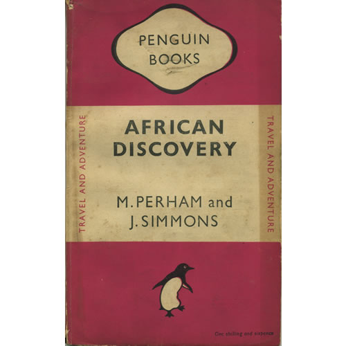 African Discovery by M Perham and J Simmons