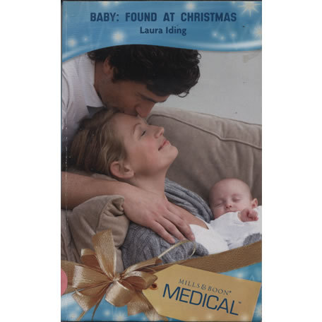 Baby - Found at Christmas by Laura Iding