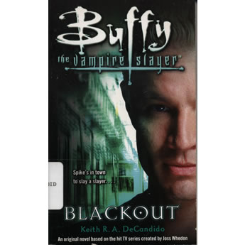 Blackout by Keith RA DeCandido