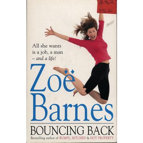 Bouncing back by Zoe Barnes
