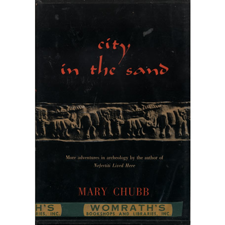 City In The Sand by Mary Chubb