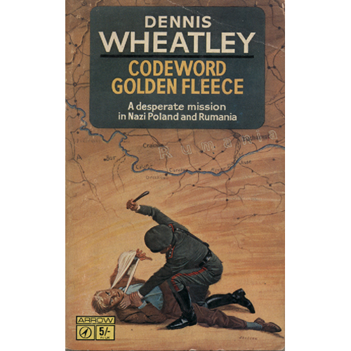 Codeword Golden Fleece by Dennis Wheatley