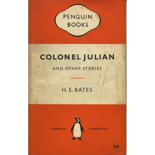 Colonel Julian And Other Stories by HE Bates