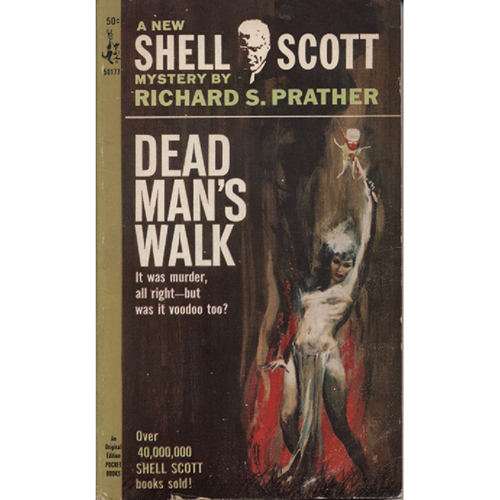 Dead Mans Walk by Richard S Prather