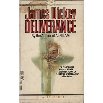 masculinity in deliverance by james dickey essay Find great deals on ebay for james dickey essays by james dickey poets, music dickey, james deliverance signed 1st franklin library 1st edition 1st.