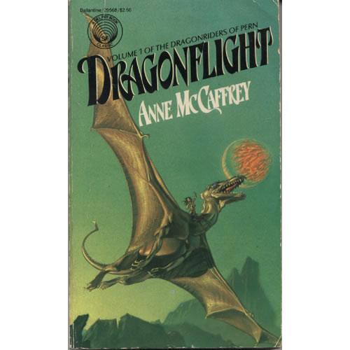 Dragonflight - The Dragonriders of Pern I by Anne McCaffrey