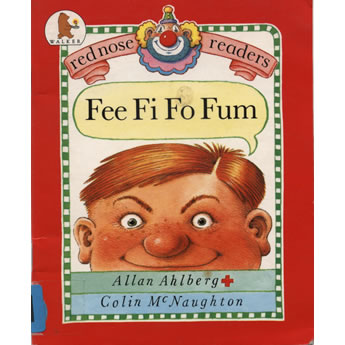 Fee Fi Fo Fum by Allan Ahlberg and Colin McNaughton