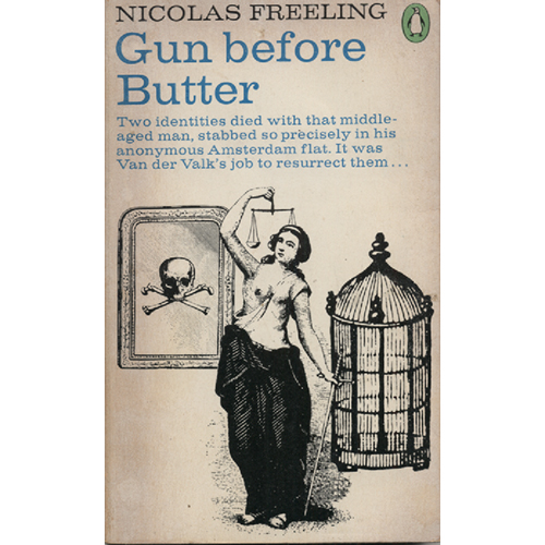 Gun Before Butter by Nicolas Freeling