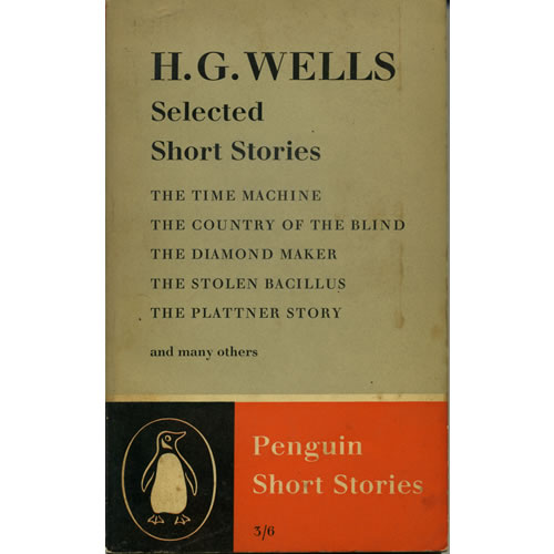 HG Wells Selected Short Stories by HG Wells