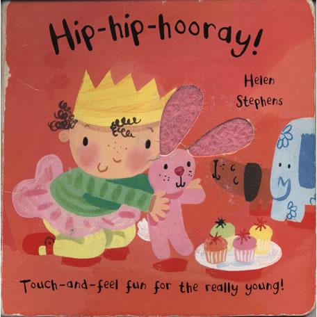 Hip Hip Hooray by Helen Stephens