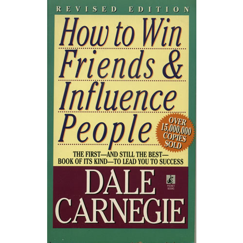 the influences of friends The most successful leaders all have one thing in common: they've read how to win friends and influence people fortunately for us, all the same lessons were packaged into the now famous book,how to win friends and influence people.
