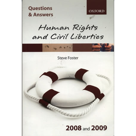 Human rights and civil liberties by Steve Foster