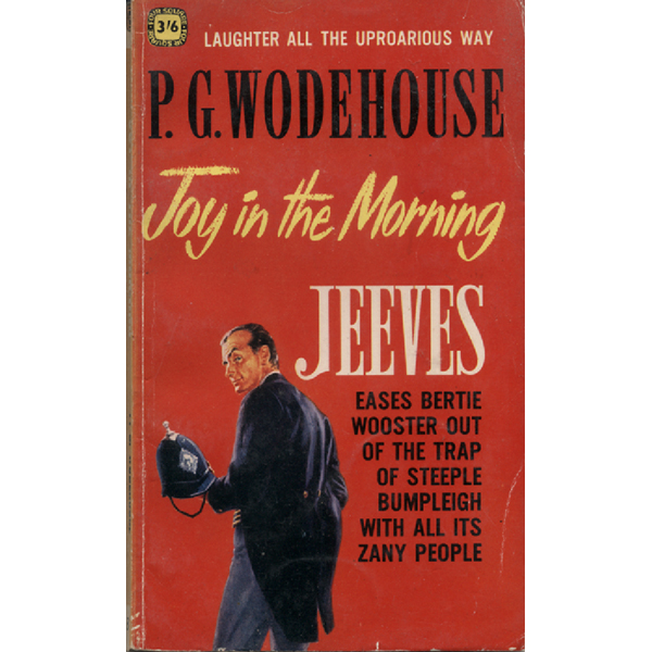 Joy In The Morning by PG Wodehouse