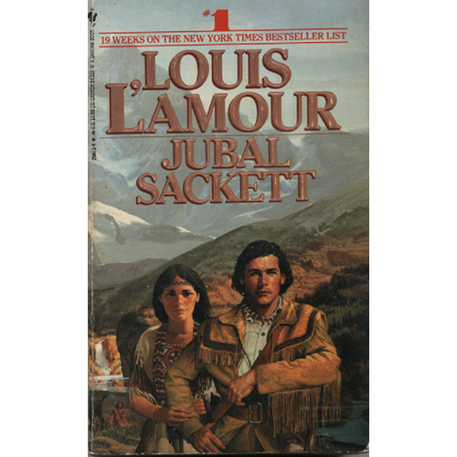 Jubal Sackett by Louis LAmour
