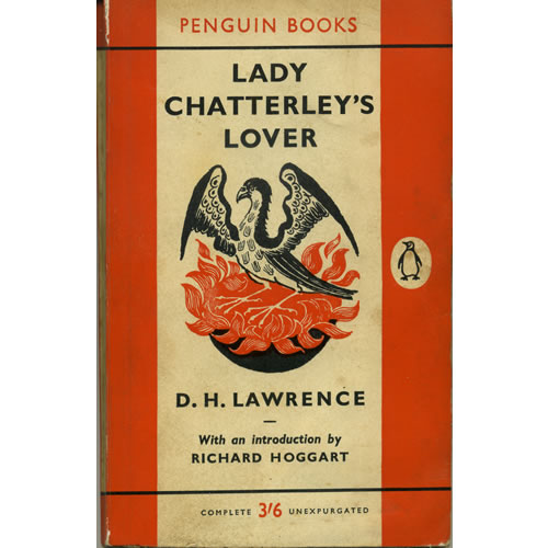 Lady Chatterleys Lover by DH Lawrence
