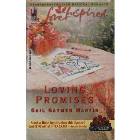 Loving Promises by Gail Gaymer Martin