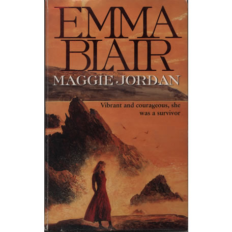 Maggie Jordan by Emma Blair