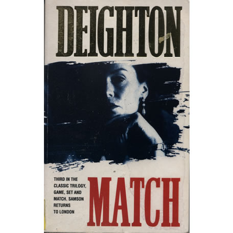 London Match by Len Deighton