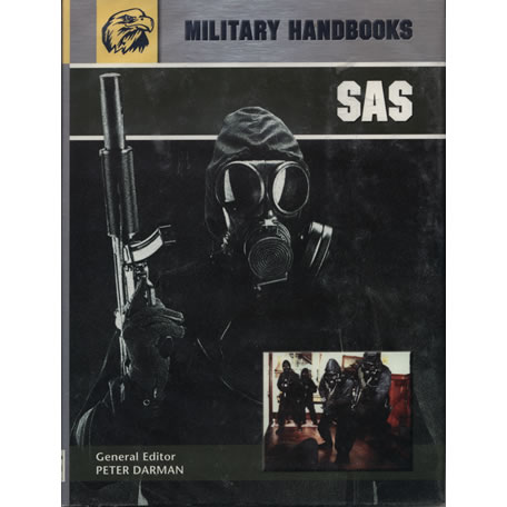 Military Handbooks SAS by Darman Peter