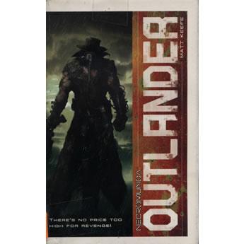 Outlander by Matt Keefe