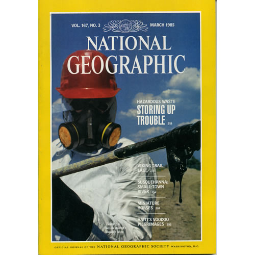 National Geographic 1985 March by National Geographic