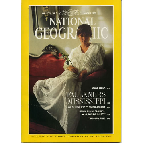 National Geographic 1989 March by National Geographic