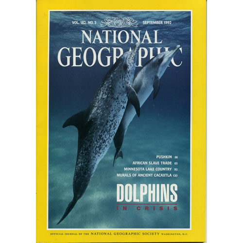 National Geographic 1992 September by National Geographic