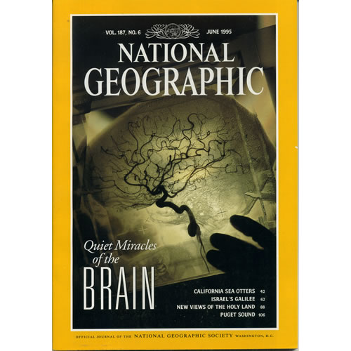 National Geographic 1995 June by National Geographic