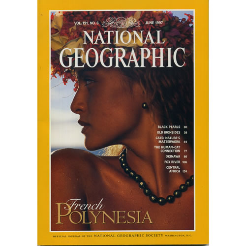 National Geographic 1997 June by National Geographic