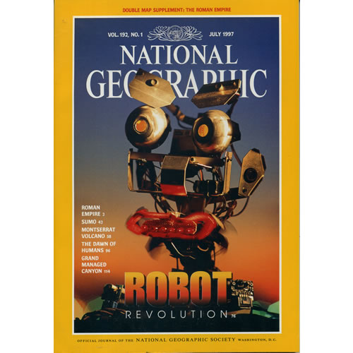 National Geographic 1997 July by National Geographic