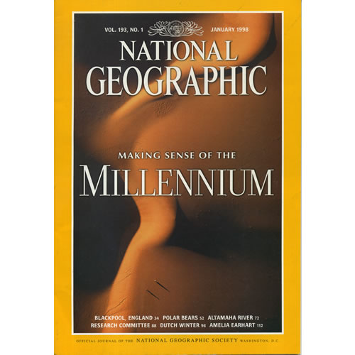 National Geographic 1998 January by National Geographic