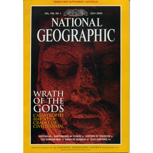 National Geographic 2000 July by National Geographic