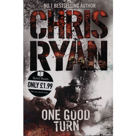 One Good Turn by Chris Ryan