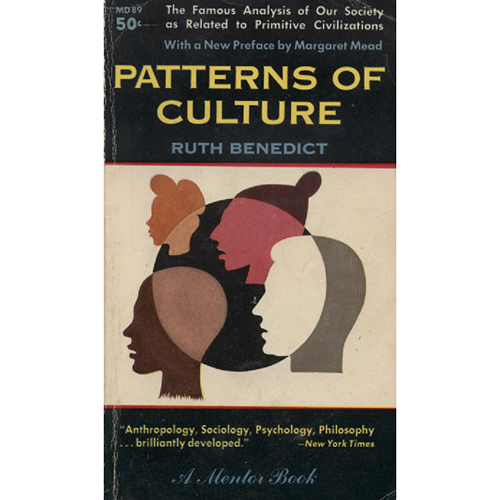 Patterns Of Culture By Ruth Benedict £4040 Simple Patterns Of Culture