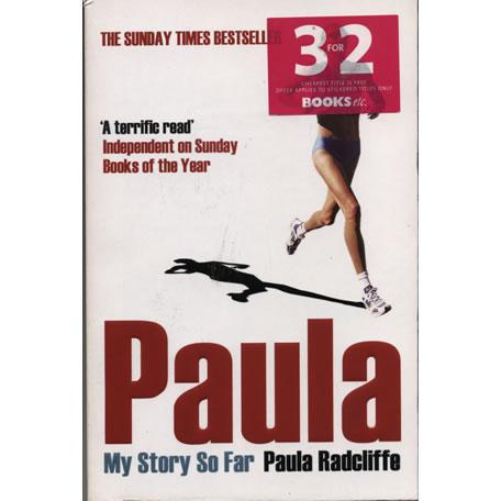 Paula - My Story So Far by Paula Radcliffe