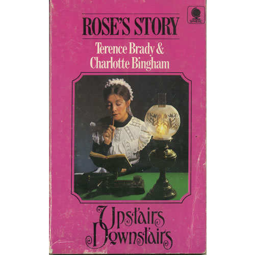 Rose Story by terence Brady and Charlotte Bingham